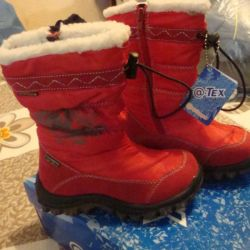 I will sell new winter boots of firm antelope р-р27