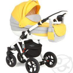 Детская коляска Adamex Avilla 2