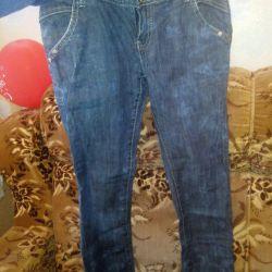 Качественные джинсы в отличном состоянии