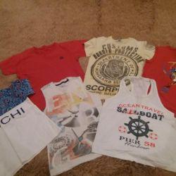 T-shirts p 152-158