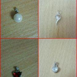 Ασημένια κοσμήματα (νέο)