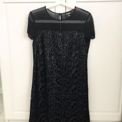DKNY elbise, orijinal, 42-44