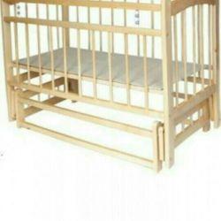 кровать детская(рассмотрю обмен)