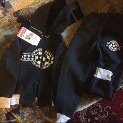 Спортивный костюм на возраст 1-2 года