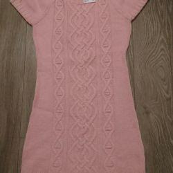 Новое вязанное платье НМ