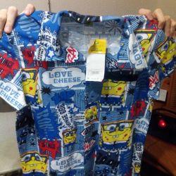 Shirt for a boy, 44 size