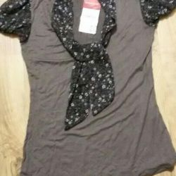 Νέα μπλούζα από βισκόζη
