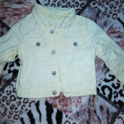 Jacket for spring-summer 3-4 years