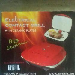 Контактный гриль GF 070 CERAMIC BIO