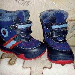 Νέες χειμωνιάτικες μπότες