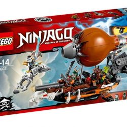 Конструктор LEGO Ninjago 70603 Налет Цеппелина