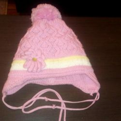 The hat is warm for six months, a year