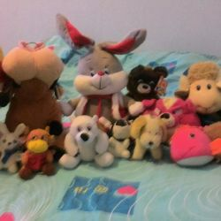 Stuffed toys package