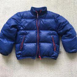Ice iceberg baby jacket for a boy 4 years