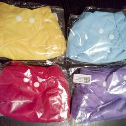 Diapers available