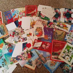 USSR Postcards