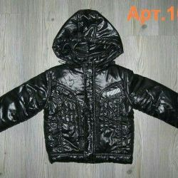 New jacket spring-autumn