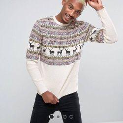 Bomby men's sweater ASOS NEW