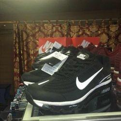 Adidasi Nike Air Max, unisex, nou