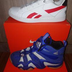 Adidas sneakers Nike Reebok