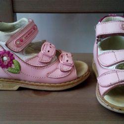 Minitin Sandals