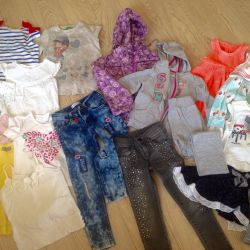 Package for girls 110-116