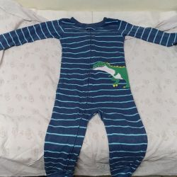 Пижама картерс