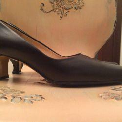 Туфли TJ Collection Англия кожа