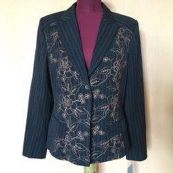 New ZARINA jacket with embroidery