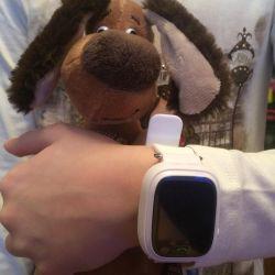 GPS Часы-телефон Q90