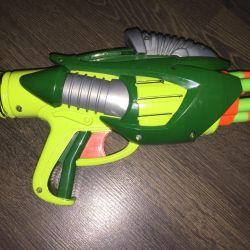 Blaster on soft bullets