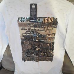 Ανδρικά T-shirt νέα