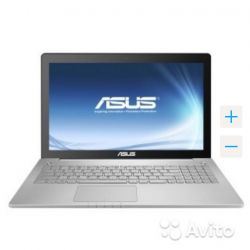 High-performance Asus i7 with FHD IPS 4 + 4video