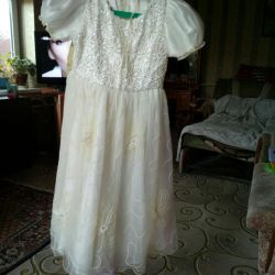 Dress for girls 6-8 years old. Rental available