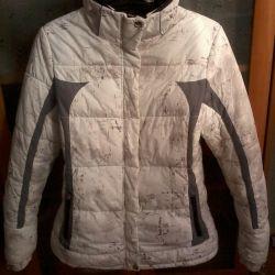jacheta de iarna de marcă, Vakkarda, 46-48 ruble