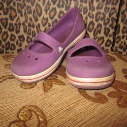 Кроксы, туфельки 25 размера