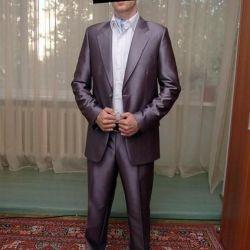 Happy wedding suit)))