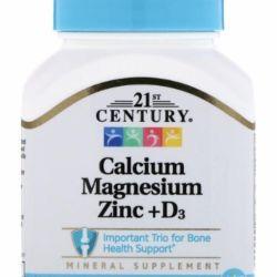 Кальцій + магній + D3 + цинк