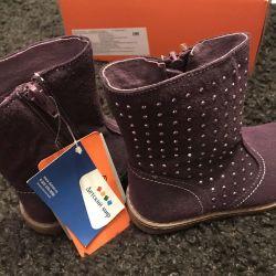 Boots demi-season new fall