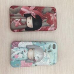 Covers for the 4th iPhone new kimmidol