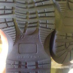 Ayakkabı italya erkek siyah deri