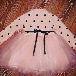 Dress elegant children's