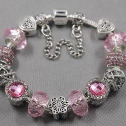 1980 Pandora Style Bracelet