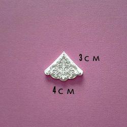 # 39Г - Polymer clay corner.
