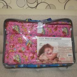 Pasther orthopedic children's mattress