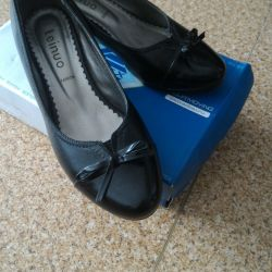 Shoes, new.