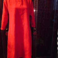 Dress-dressing gown tunic.