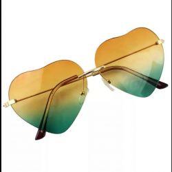 Новые очки сердечки