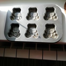 barney cookie cutters