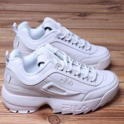 Fila кроссовки